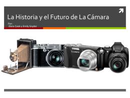 La Historia y el Futuro de La Cámara - spanish4-dwk