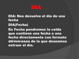 EVIDENCIA FUNCIONES DE EXCEL