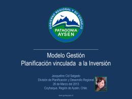 Presentacion Aysen