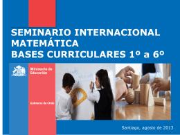 Descargar presentación - Seminario Internacional