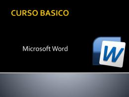 CURSO BASICO - ACTIVIDADESTECNOLOGICAS