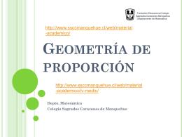 1 Geometria-de Proporcion