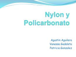 Nylon y Policarbonato - Colegio Lord Cochrane