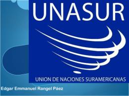 unasur - América Latina