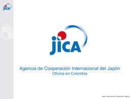 Presentación JICA JOCV