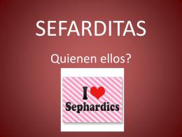 SEFARDITAS