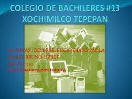 presentaci0n - nomasdesechoselectronicos