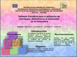 software educativo Corregido