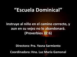 descargar aquí - Centro Cristiano Misionero