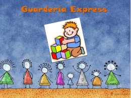 Guardería Express
