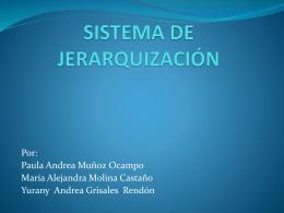 SISTEMA DE JERARQUIZACIÓN 2 (176986)