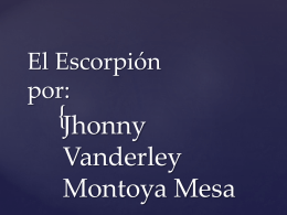 El Escorpión (1528004)