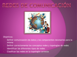 Redes - SchoolRack