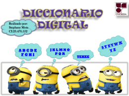 diccionario digital - stepha