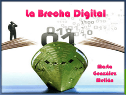 La brecha digital de calidad de uso