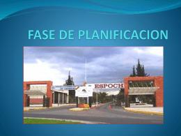 FASE DE PLANIFICACION - fatla-grupoa