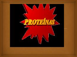 Proteínas - campvs.cl