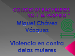 Diapositiva 1 - miguel