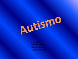 Origen del autismo