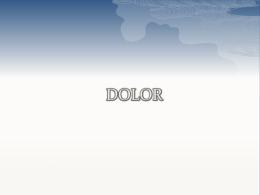 DOLOR - OdontoAyuda