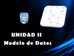 UNIDAD II - unidadcurricularbasededatos