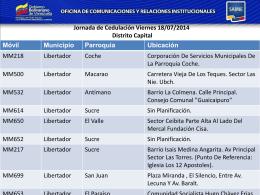 Jornada de cedulación Viernes 18-07-2014 (1)