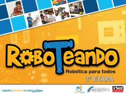 Smart Cubo Roboteando 2da Etapa