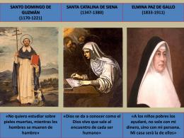 tríptico - Colegio Santa Catalina