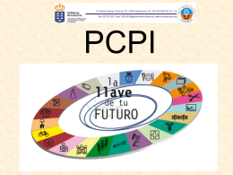 PCPI - IES Santa Ursula