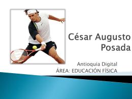 César Augusto Posada - Las Tic en la escuela