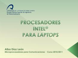 mpc1011-Alba-PROCESADORES INTEL PARA LAPTOPS