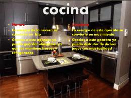 cocina - niko