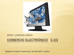 COMERCIO ELECTRONICO 03