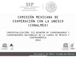 contextualizacion_conalmex_redpea_nov_2014