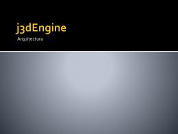 j3dEngine - java3dengine