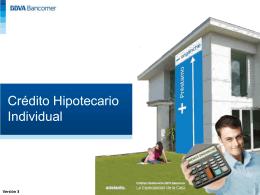 Anaquel Producto Hipotecario Bancario V.3 030913