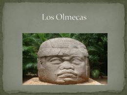Los Olmecas areli