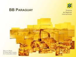 Histórico del BB en Paraguay
