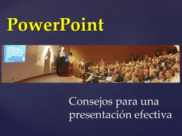 PowerPoint interactiva con Botones de Acción