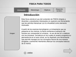 GUIA DE NAVEGACION OVA FISICA V.3.0 Revisada Experto tematico