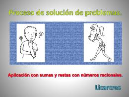 Proceso de solución de problemas - montetabornazaret-math