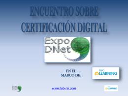 Diapositiva 1 - lab-rsi