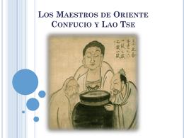 Los Maestros de Oriente