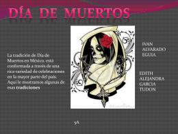 DIA DE MUERTOS ivan y edith 5a - quintoa-2