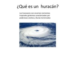 Qué es un huracán (653903)
