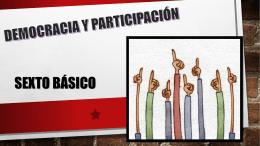 democracia - Para Estudiar