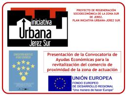 Diapositiva 1 - Ayuntamiento de Jerez