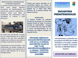 folleto Los pre-matrimoniales pad wilson (290693)