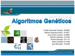 AGs - algoritmosgeneticos