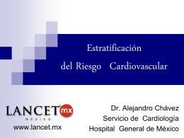 Estratificación del Riesgo Cardiovascular 2010